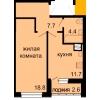Сдам 1 комнатную квартиру 9 Мая 83 (ТРЦ Планета)